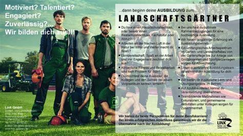 Tarif Gärtner Garten Landschaftsbau by Link Galabau Ausbildung Garten Und Landschaftsbau Aus