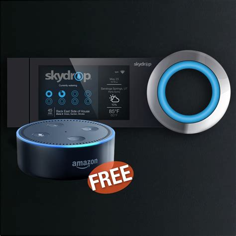 Cool Product Alert A Smart Sprinkler Controller To Water Your Lawn by Skydrop Halo Sprinkler Controller Sdcrw1 0 Skydrop