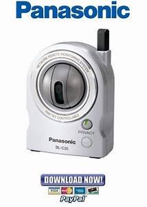 Panasonic Bl-c30 Service Manual  U0026 Repair Guide
