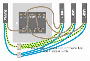 1 Gang 3 Way Light Switch Wiring Diagram : wiring for a single loft or garage light ~ A.2002-acura-tl-radio.info Haus und Dekorationen