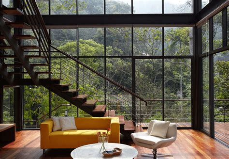 Home Design Windows : Beautiful Tropical House Design And Ideas