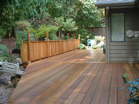 portland deck refinishing service deck cleaning staining