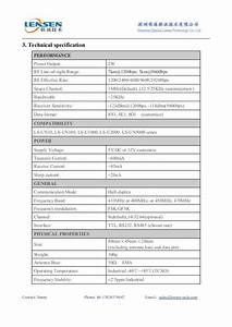 Instruction Manual Bell Modem 2000