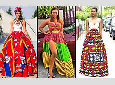 Fashion 101 Top 5 African print trends in Ghana