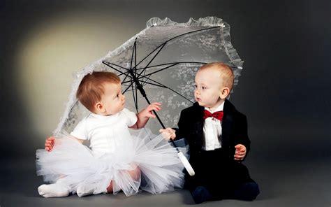 cute child couple wallpaper fotolip