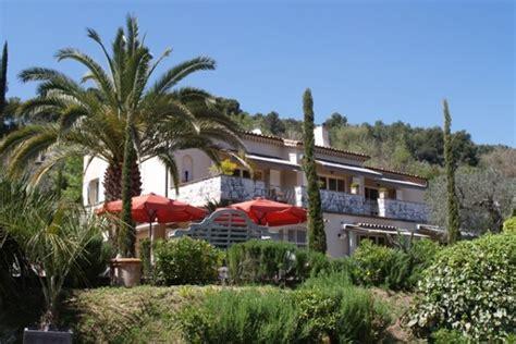 chambres d 39 hôtes à la colle sur loup villa cédria