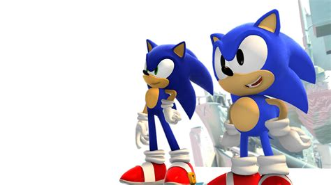 Sonic Generations (360, Ps3, Pc Version)