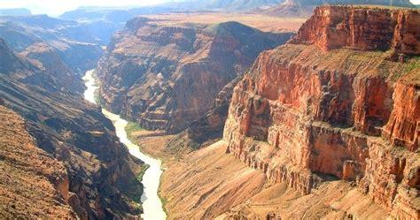 panduan wisata grand canyon amerika objek tempat paket