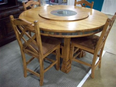dining table lazy susan dining table and chairs