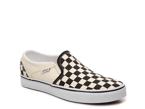 Vans Asher Slip-on Sneaker
