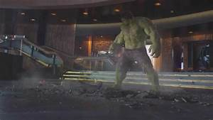 Hulk Smashing Loki (The Avengers) - YouTube
