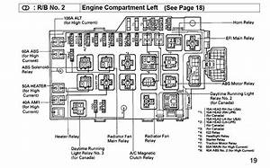 Lexus Is300 Wiring
