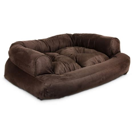 dog beds for the sofa replacement cover overstuffed luxury dog sofa