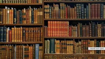 Bookshelves Bookcase Bookshelf Wallpapers Laurea Tesi Assistenza
