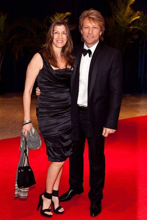 Jon Bon Jovi Dorothea Hurley Annual White House