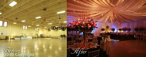 draping and lighting for wedding wedding event planner rentals florist page 2