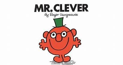 Mr Clever Hargreaves Roger