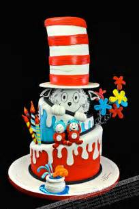 cat in the hat cake cat in the hat cake dr seuss cake a photo on flickriver