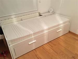 Ikea Betten Weiß : ikea bett wei ausziehbar auf 160cm zu verkaufen in m nchen betten kaufen und verkaufen ber ~ Avissmed.com Haus und Dekorationen