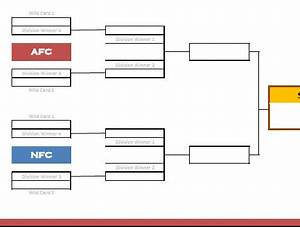 nfl 50 playoffs template With nfl playoff bracket template