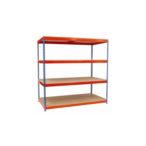 Strong Rivet Shelving Rackingmancouk