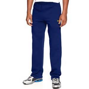 Nike Fleece Sweatpants Cuff Pants