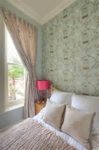 Tiffany Blue Walls Bedroom Image