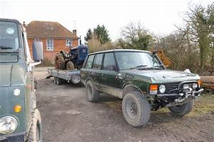 Range Rover Classic Vogue Discovery 200 Tdi Off Road  Green