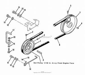 Exmark Drive Belt Diagram