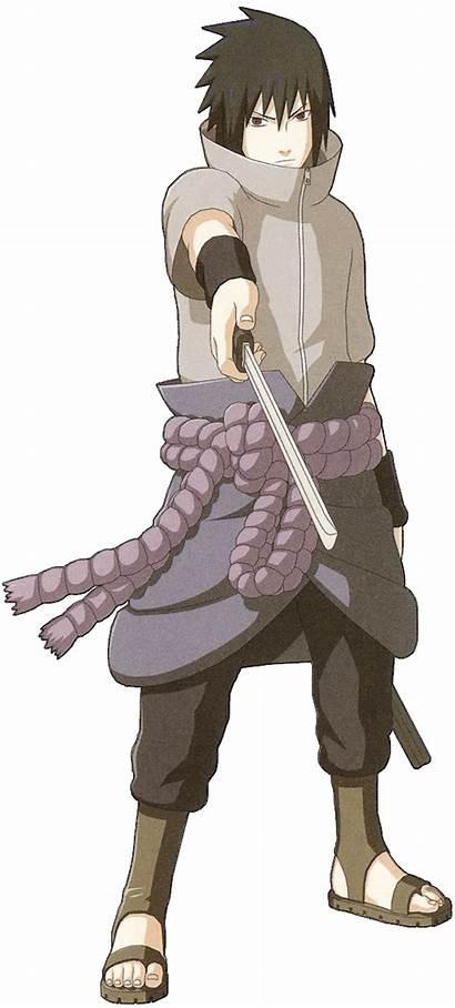 Sasuke Ems Storm Render Uchiha Improved Edges
