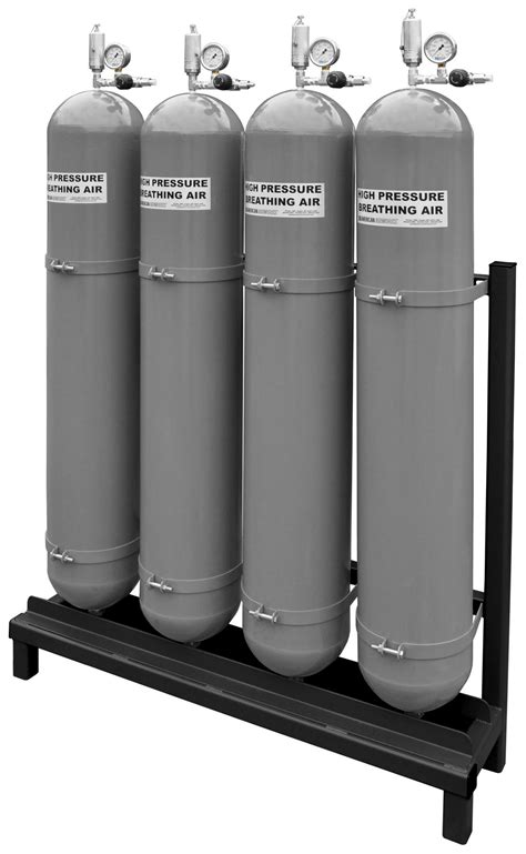 ASME Pressure Vessels for breathing air and gas storage