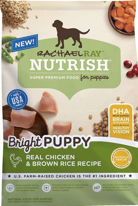 rachael ray nutrish bright natural real chicken brown