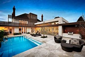 16, Dazzling, Contemporary, Swimming, Pool, Designs, To, Enjoy, In