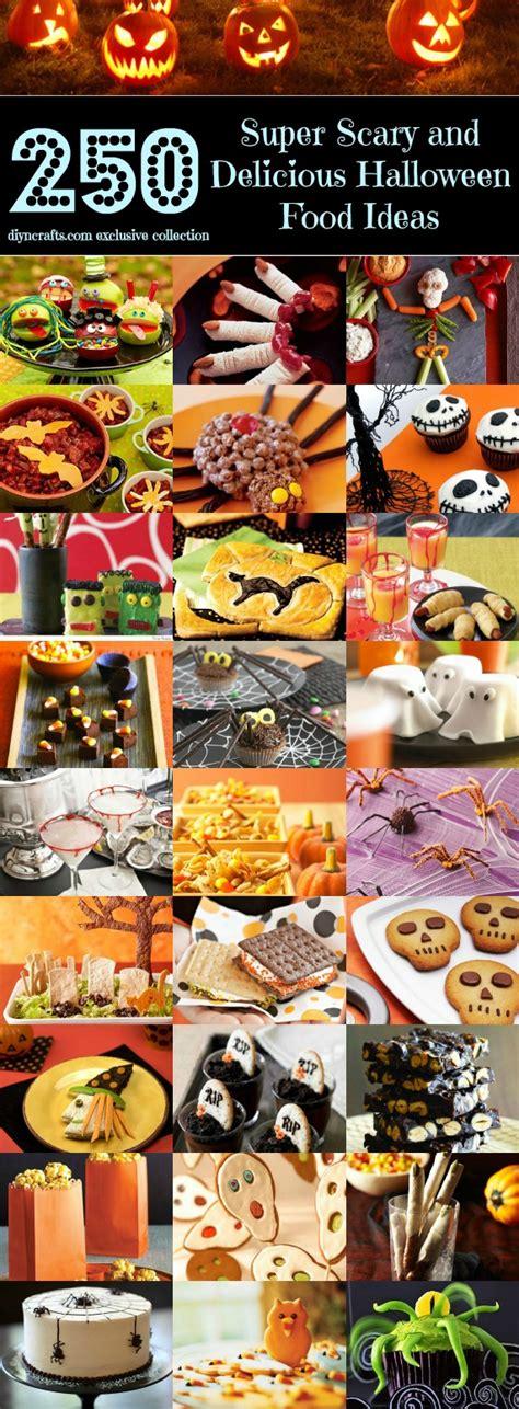 top  scariest   delicious halloween food ideas
