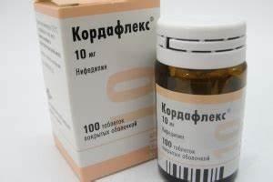 Лекарство пролонгированного действия при гипертонии