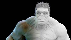 Making of The incredible Hulk by Robert Kuczera - CGMeetup ...