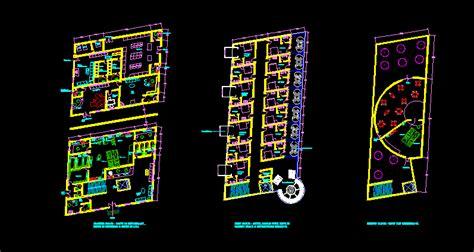 motel dwg block  autocad designs cad