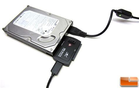 Vantec SATA/IDE to USB 3.0 Adapter Review - Legit ...