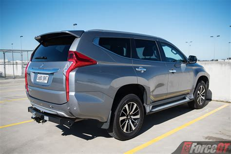 mitsubishi pajero sport exceed review forcegtcom