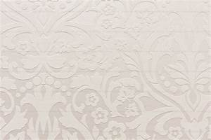 Paper Backgrounds | White Wall With Embossed Vintage ...
