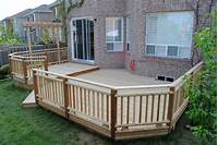 low deck designs Low Deck Designs | Low Decks | Low Deck Gallery