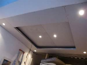 Installer Spot Plafond Existant : installation et depannage lectrique paris et ile de france ~ Dailycaller-alerts.com Idées de Décoration