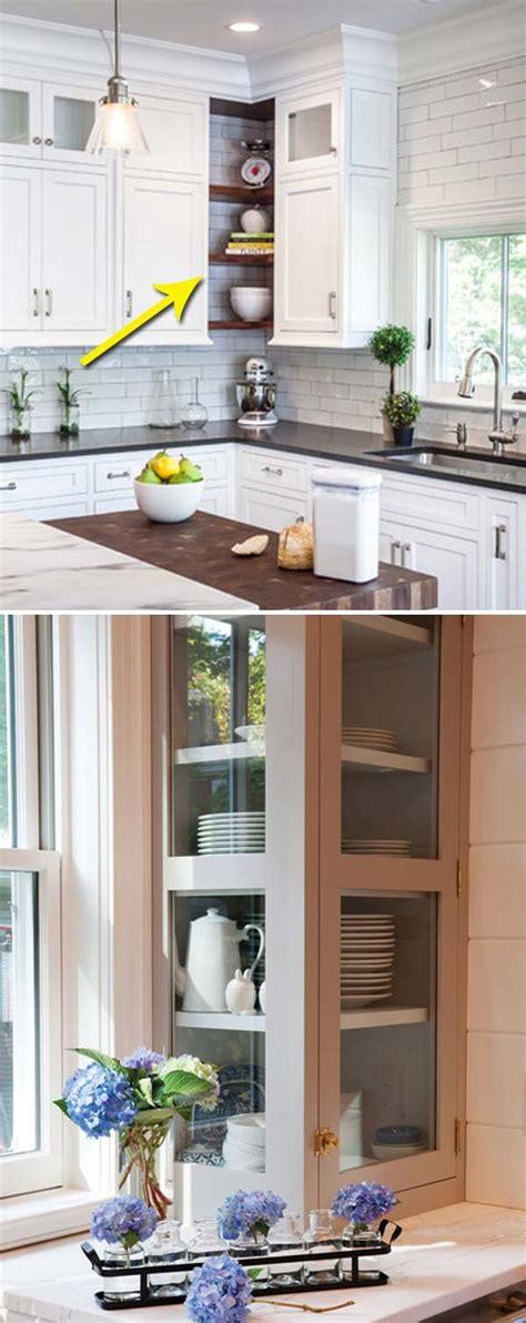 fabulous hacks  utilize  space  corner kitchen cabinets