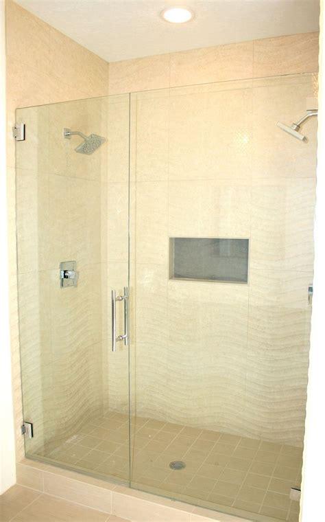 wavy tile  master shower master shower bath remodel