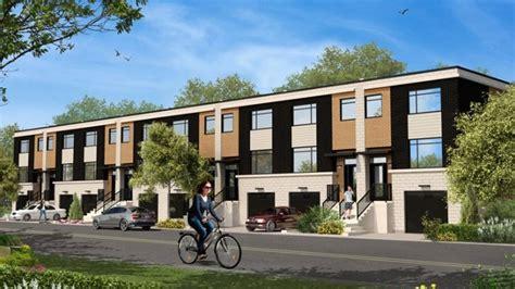 plan maison 120m2 3 chambres les maisons de ville nouveau chomedey