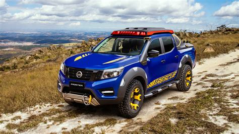 Nissan Navara 4k Wallpapers by Nissan Frontier Sentinel 2019 4k Wallpapers Hd