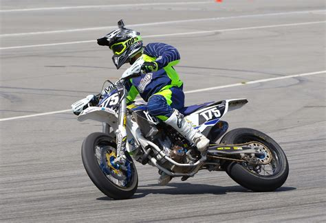 At The Ama Supermoto Season-opener In Bakersfield