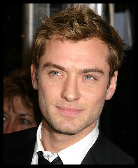 jude law hair style my next hairstyle