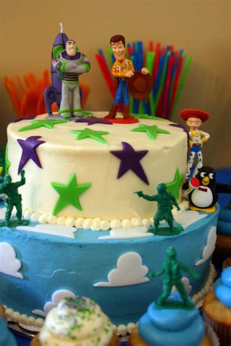 Sweet Lavender Bake Shoppe: toy story themed 5th birthday ...