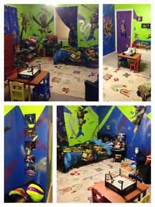 ana white teenage mutant ninja turtle bedroom diy projects